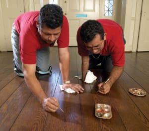 Bentwood refurbishing wood flooring
