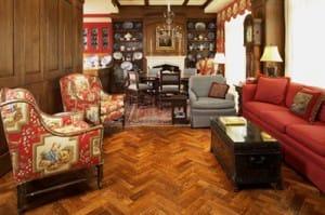 wood floor renewal and repair